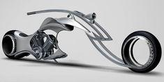 Swordfish concept chopper: