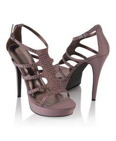 Rhinestoned Stiletto Sandals | FOREVER21 - 2000043008