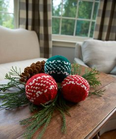 Nordic Holiday Balls freebie, thanks so xox