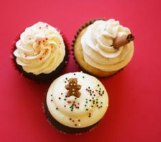 Perfect for holiday parties!  Spiced Eggnog Peppermint Espresso Gingerbread