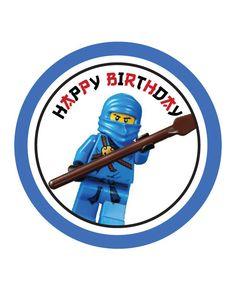 LEGO Ninjago Party Supplies