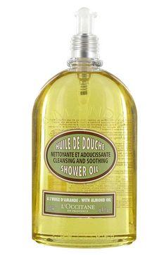 l'occitane almond oil