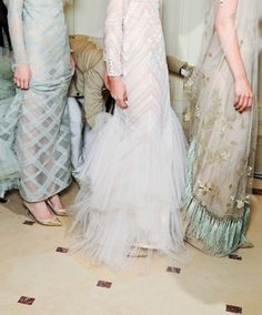 Valentino Couture Fall 2011