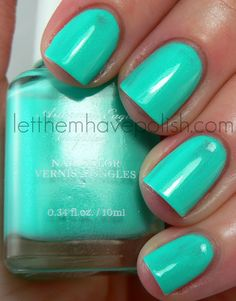 Love love love this color!