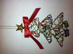 "5"" grapevine tree ornament"