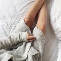 cashmere coziness.