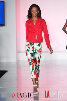 Magic Market Week Runway Fashions—Spring 2014 Styles http://www.thelosangelesfashion.com/2013/08/21/magic-market-week-runway-fashions-spring-2014-styles/ via @@Matty Chuah Los Angeles Fashion #Fashion #WWDMagic