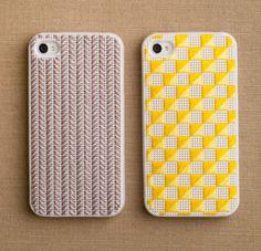 Needlepoint iPhonecases
