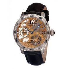 I.s Men's Mechanical Watch Gold now featured on Fab.