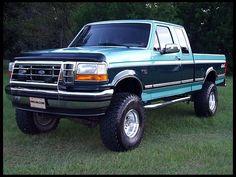 1994 Ford F150 XLT Pickup