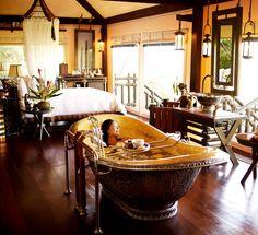 Four Seasons Tented Camp Golden Triangle, Chiang Rai Thailand