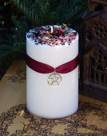 Spell Candles by White Magick Alchemy
