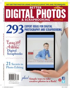 # Creating Keepsakes Better Digital Photos & Scrapbooks special issue  http://www.creatingkeepsakes.com/issues/Better_Digital_Photos_Scrapbooking