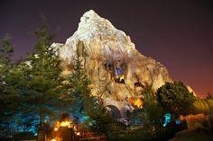 The Matterhorn Disneyland