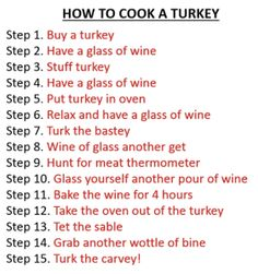 This is how it is done! #turkey #lol