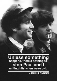So sad...but Paul is still writing awesome songs!