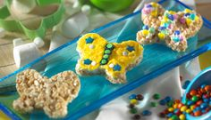 Rice Krispies® Beautiful Butterfly Treats™