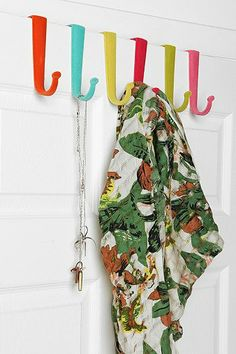 multi-color hooks from urban outfitters