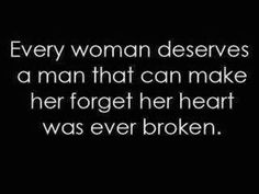 ... broken, heart, thought, inspir, true, woman deserv, quot, thing, live
