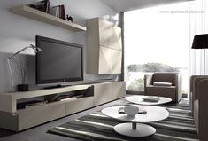 Comedor moderno Composición A.  #GarciaSabate #mueble #moderno #comedor #furniture http://www.garciasabate.com/colecciones/comedor-moderno-natural-composicion-a/#