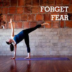 Balancing Yoga Sequence