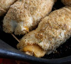 Cheesy Jalapeño Popper Baked Stuffed Chicken - 22 Delicious Weight Watchers Recipes