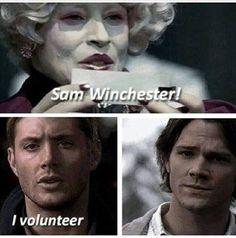 The plot of Supernatural