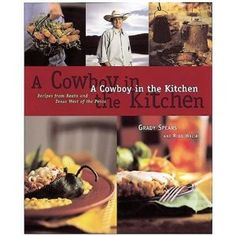 Cowboy in the Kitchen cookbook