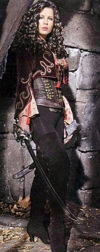From the movie, Van Helsing....