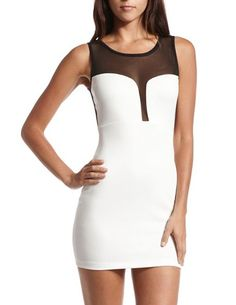 black and white: Charlotte Russe