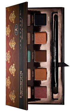 Anastasia Beverly Hills Tamanna Palette for Holiday 2014