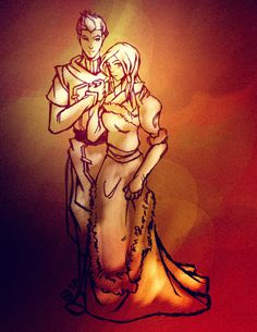 Mako and Korra, dressed up. Two beautiful people that belong to each other.