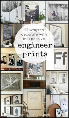 22 ways to decorate