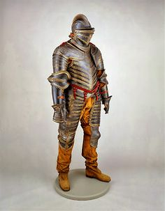 H.M. King Henry VIII of England Armor