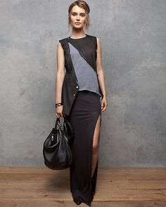 The Layered Effect | pre-fall 2014  I LOVE THIS LOOK