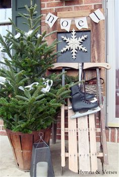 {Christmas at the Front Door}