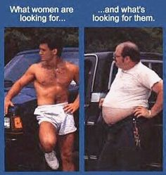 What women are looking for...