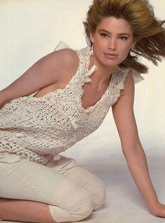 1980's model Kelly Emberg