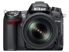 Nikon D7000 16.2MP DX-Format CMOS Digital SLR with 3.0-Inch LCD 649