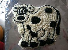 My Cow Cake