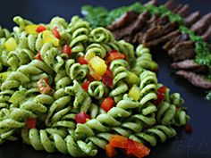 Argentinian Pasta Salad : Healthy Pasta Recipes
