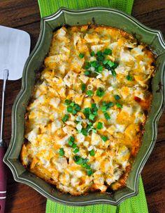 Chicken Tamale Casserole    #Chicken_Casserole