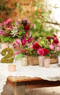 pretty pale #pink votives http://rstyle.me/n/jt7t5r9te flower