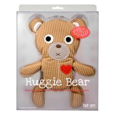 Fab.com | Herbal Therapy Bear Light Brown