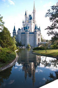 Cinderella's Castle, Walt Disney World    #homesick