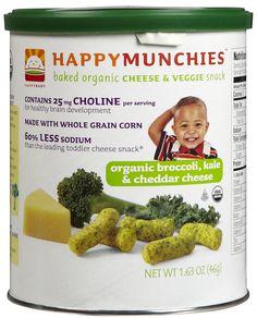 Happy Baby happymunchies Broccoli Kale - Best Price