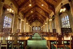 Babst Library, Boston College