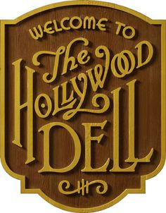 The Hollywood Dell by Michael Doret