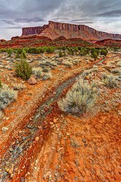 Castle Valley, Southern Utah.