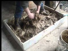 Extremely detailed video to build a clay rocket stove oven